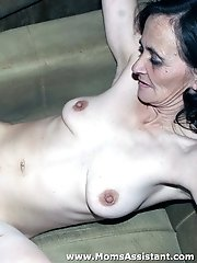 Horny granny Lucia gets fucked - picture gallery