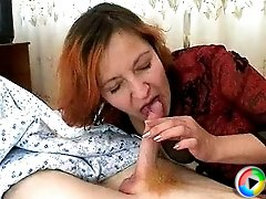 sexual pleasures of older housewife
